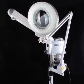 Ozone Facial Steamer y Lámpara de aumento Detox Spa