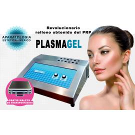 PLASMA GEL (REACTOR TÉRMICO) PARA OBTENER PLASMA DE 4TA Y 5TA GENERACIÓN