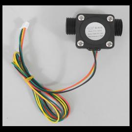 Sensor de flujo de agua, 4 cables