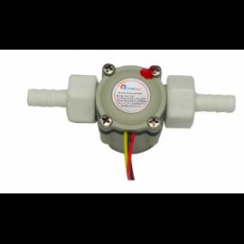 Sensor de flujo de agua, JR-A168, 3 cables, 12V