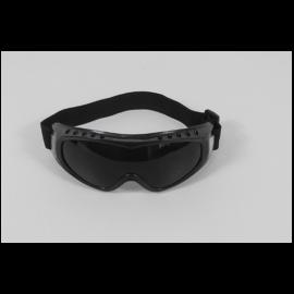 Gafas de operador, negro oscuro