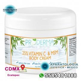 Crema Corporal Vitamina C