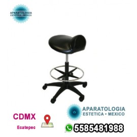 PRO-2903 Taburete de silla con elevación de aire extra grande de lujo con reposapiés ajustable