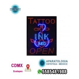 Tattoo LED Señal abierta